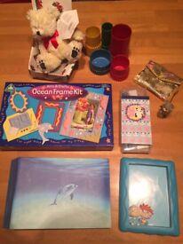 Bundle of toys crafts