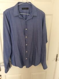 FRENCH CONNECTION mens shirt size medium used in mint condition !