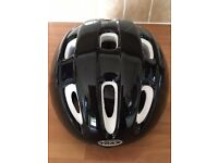 TRAX Cycle Helmet Furnace Black Medium