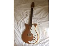Danelectro DC59 50th Anniversary Limited Edition Reissue Electric Guitar in Copper