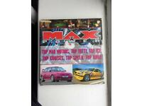 1998 max power hardback book
