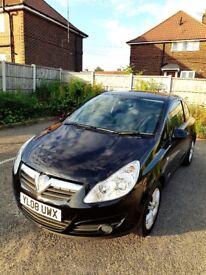 Vauxhall Corsa 1.3 CDTI hpi clear with warranty