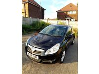 Vauxhall Corsa 1.3 CDTI hpi clear with warranty