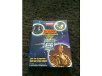 Star wars tazos book