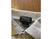 Kid's Ralph Lauren Polo shirt, long sleeved