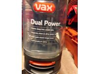 Vax carpet cleaner selling for spares only.