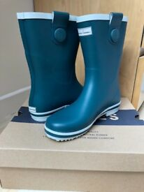 Seasalt Wellington Boots Women's Size6