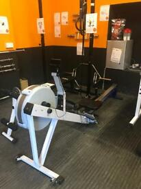 Concept 2 Rowing Machine - Model D New PM5 Monitor- Rower