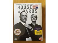 Unopened House of Cards DVD
