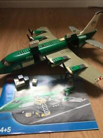 **open to offers** Lego aeroplane for sale - from set 7734