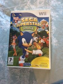 Sega Superstars - Tennis | Wii