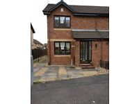 Ideal family home Semi-Detached 2 Bedroom, livingroom, fitted kitchen & bathroom, local amenities.