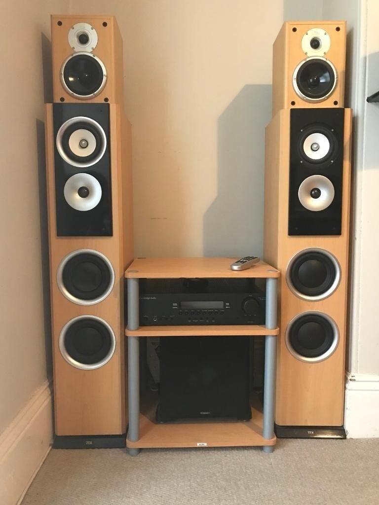 Cambridge Audio & TDL Sound System