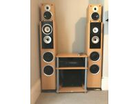 Cambridge Audio & TDL Sound System