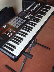 Midi controller keyboard Akai MPK61 Midi keyboard