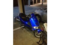 Piaggio skipper 125 read the descriptionproject put back together not Gilera zip typhoon Honda
