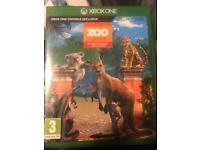 Zoo tycoon Xbox one £10