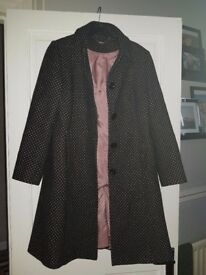 100% Wool Next Coat