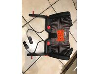 Lascal Buggy Board (Red & Black)