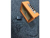 Orange Micro Crush PiX --guitar Stereo Micro