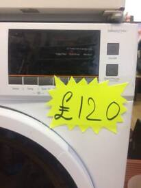 Bush washing machine in perfect comditions only 120£