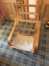 Ikea chair POANG