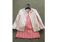 STUNNING GIRL 6-7 DRESS AND JACKET OUTFIT CB21 COLLECT