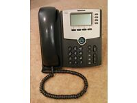 Cisco SPA504G 4-Line IP Phone with 2-Port Switch, PoE, VoIP