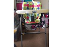 Chico highchair