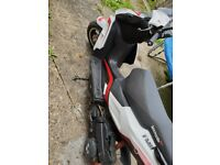 Selling my 125cc scooter as looking for a manual now
