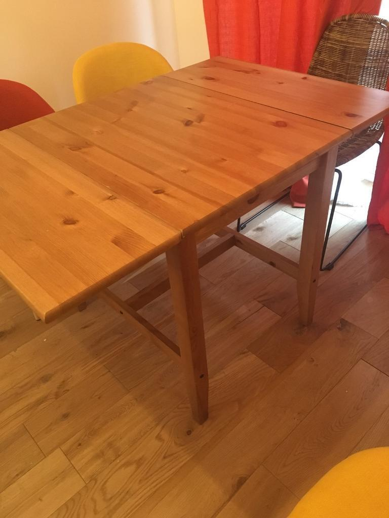 Ikea Leksvik Folding Dining Table In Bedminster Bristol