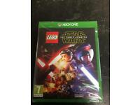 Star Wars the force awakens Lego game