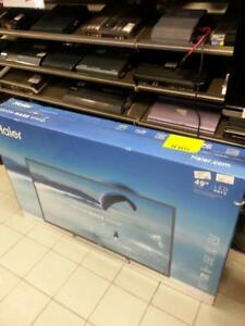 Haier 49inch full HD 1080p LED TV. we buy used tvs. (48372)