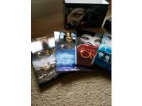 Once Upon a Time Seasons 1 to 6