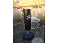 Boxing- Mad Free Standing Punch Bag. Excellent Condition