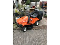 "Husqvarna ride on lawnmower 36"" twin cut"