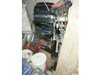 Mercury 50 Blueband outboard