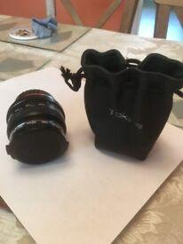 Pentax and Tokina SLR lenses