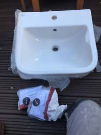 Bathroom sink **new**