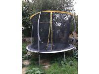 10 inch trampoline