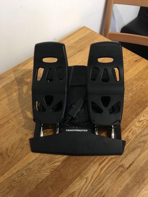 Thrustmaster TFRP T-Flight Rudder Pedals (PC CD/PS4/) | in Hotwells,  Bristol | Gumtree