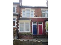 Lovely unfurnished 2 bedroom house to let. No agency fees