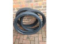 3 Pairs of Tyres