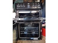 Beko Halogen Hob Electric Grill/Double Oven Excellent Condition House Move Forces Sale