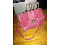 Leather Handbags- group of four
