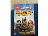 Super Heroes Ready for Action book
