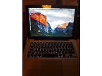 Apple Macbook Pro Mid 2012, i5, 4GB RAM, 120GB SSD Upgrade