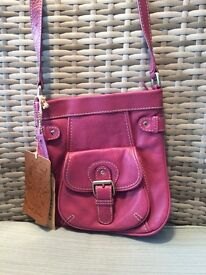 Oasis Leather Handbag