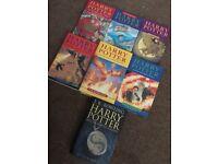 45x Sci-Fic/Fantasy Book Bundle trilogies complete set Harry Potter 1st Ed excellent condition