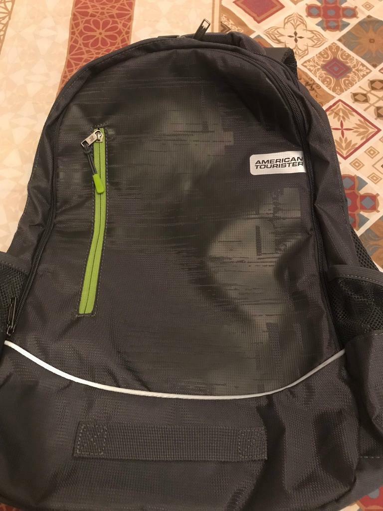 3b5899ee5 New and unused samsonite American Tourister rucksack | in Harrow ...